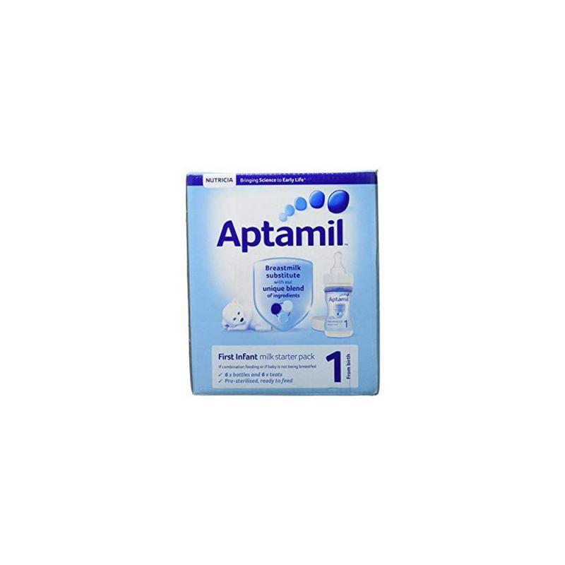 APTAMIL INFANT MILK LIQUID STARTER PACK  6