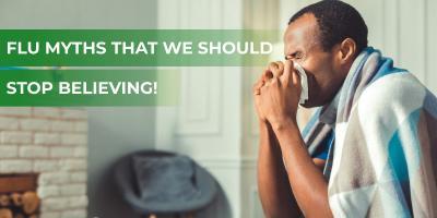 Flu myths that we should stop believing!