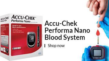 ACCU CHEK PERFORMA NANO BLOOD SYSTEM